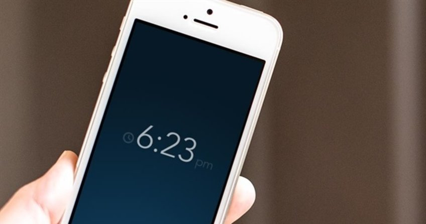 Telefonunuzun saat ayarına dikkat!