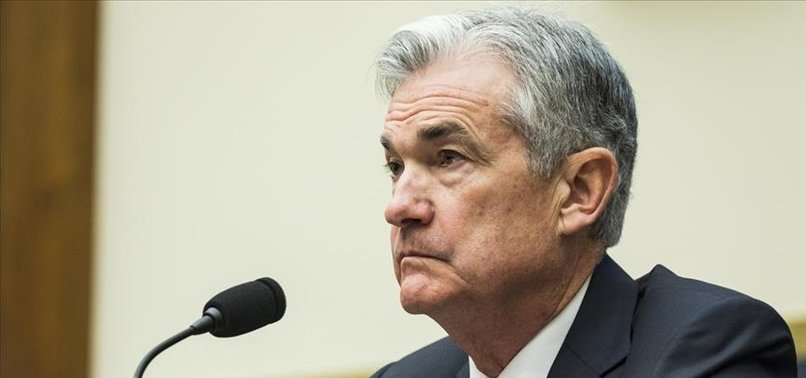 JEROME POWELL: US ECONOMIC RECOVERY FAR FROM COMPLETE