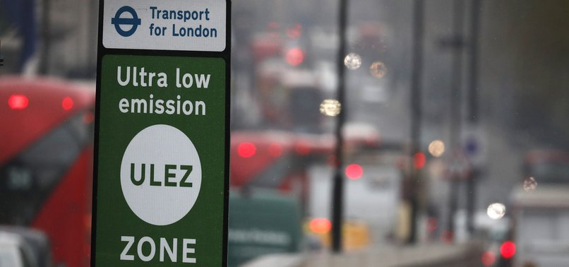 LONDON INTRODUCES ULTRA LOW EMISSION ZONE CHARGE