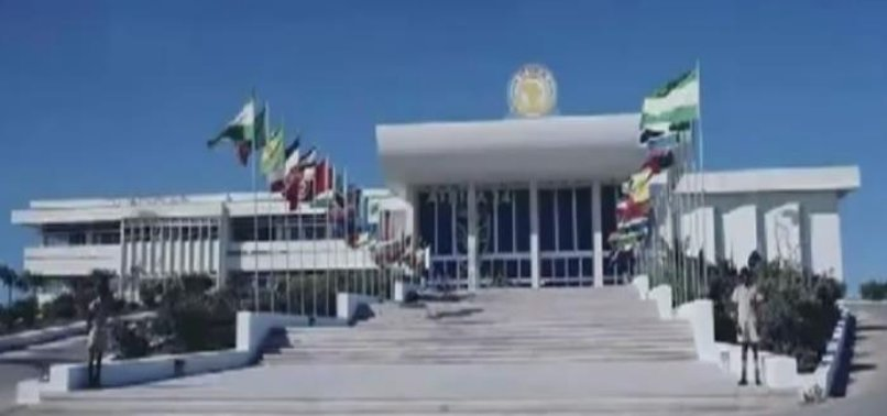 TURKISH AID AGENCY TO REBUILD SOMALI PARLIAMENT