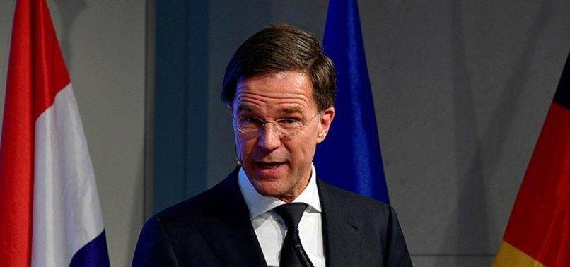 NO MORE MONEY FOR EU POST BREXIT, DUTCH PM SAYS