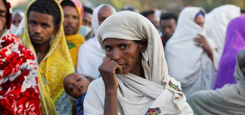 350,000 PEOPLE FACE FOOD CATASTROPHE IN ETHIOPIAS TIGRAY REGION