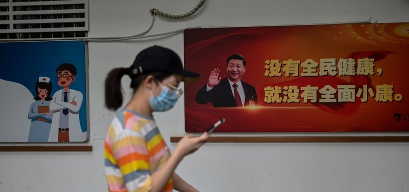 CHINAS WUHAN FINDS NO NEW COVID CASES, 300 ASYMPTOMATICS IN TESTS