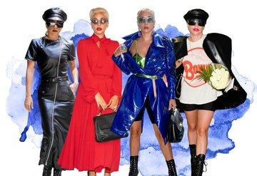 Lady Gaganın stil dosyası