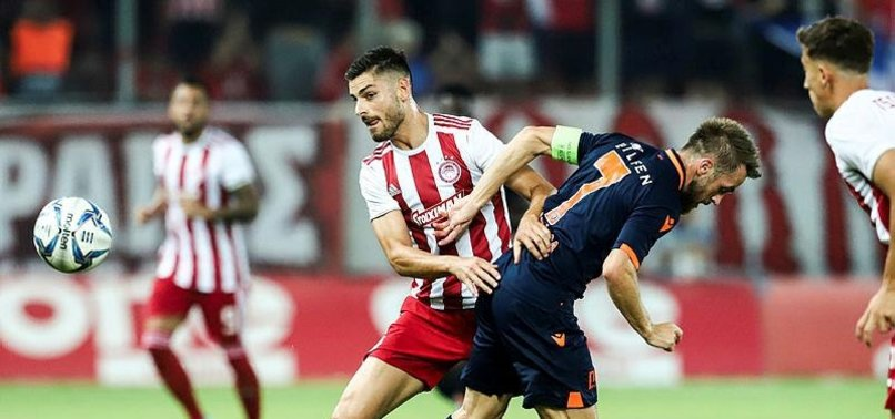 BAŞAKŞEHIR ELIMINATED BY OLYMPIACOS IN UCL QUALIFYING ROUND