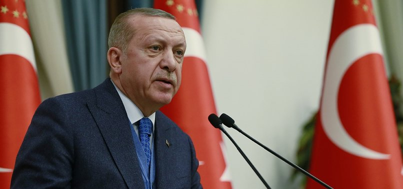 TURKEY READY TO TAKE OVER COUNTER-TERROR FIGHT IN SYRIA AS US WITHDRAWS, ERDOĞAN SAYS