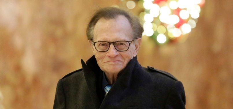AMERICAN BROADCAST LEGEND LARRY KING DIES AT 87