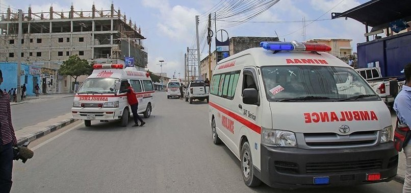 BOMBING TARGETING TURKISH VEHICLE INJURES 2 IN MOGADISHU