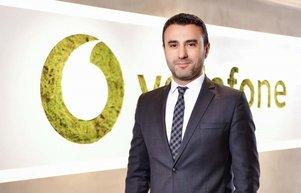 Vodafone Türkiyede yeni atama