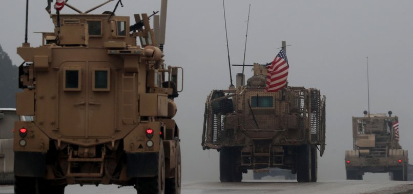 US WITHDRAWS SOME MILITARY EQUIPMENT FROM SYRIA