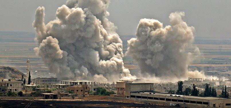 SYRIA WAR FORGOTTEN AT UN SUMMIT AMID GULF CRISIS, TRADE WARS
