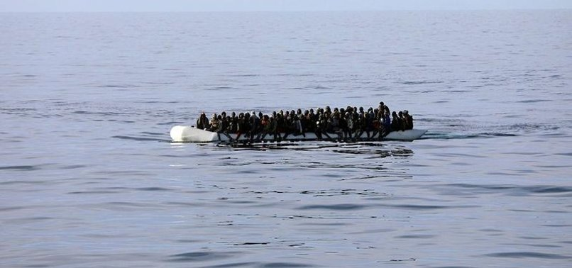 BABY DIES AMID MIGRANT RESCUE CHAOS IN MED