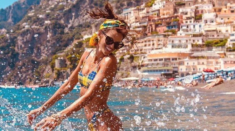 Izabel Goulart'ın ilham veren tatil rotası