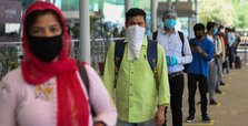 India coronavirus cases rise as millions return home