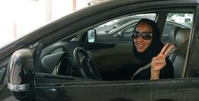 Saudi Arabia lets women drive motorcycles and trucks