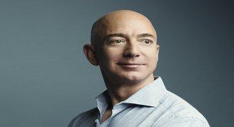 Jeff Bezosun Amazonu uçuyor
