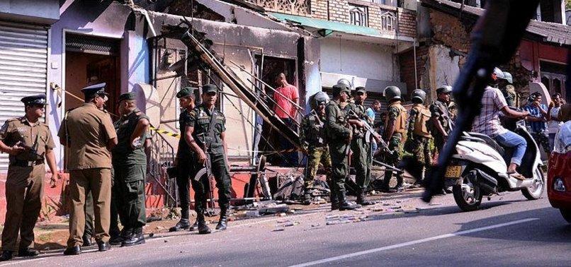 ANTI-MUSLIM RIOTS FLARE IN SRI LANKA; SOCIAL MEDIA BLOCKED