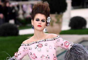Chanel Haute Couture İlkbahar-Yaz 2019 koleksiyonu