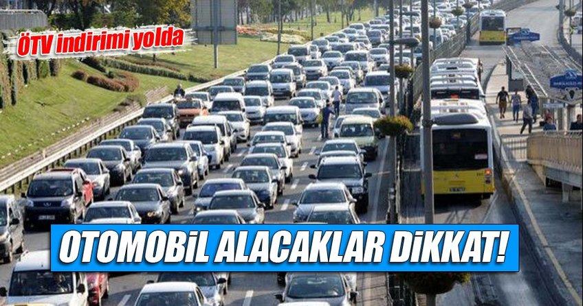 Ucuz otomobile ÖTV indirimi müjdesi!