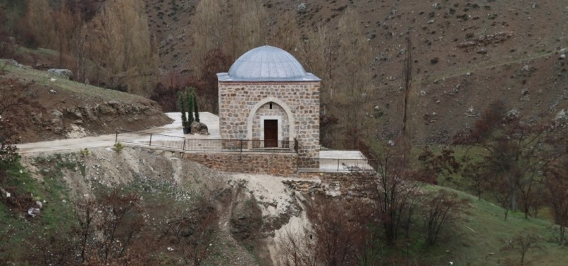 FIRST PRAYERS PERFORMED IN RESTORED OTTOMAN-ERA MASJID ON ANCIENT SILK ROAD AFTER 119 YEARS