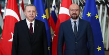 Erdoğan, EU chief Michel discuss efforts to fight COVID-19
