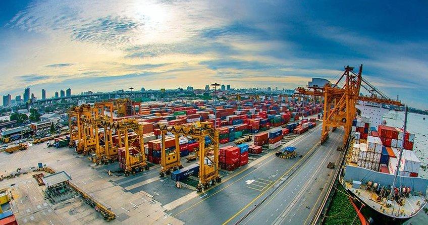 Almanyanın ihracat ve ithalatı azaldı