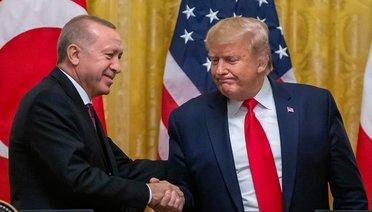 Trumptan Erdoğana İdlib Teşekkürü