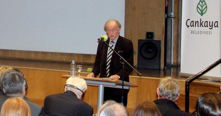 Ernst Reuter ikinci vatanında anıldı