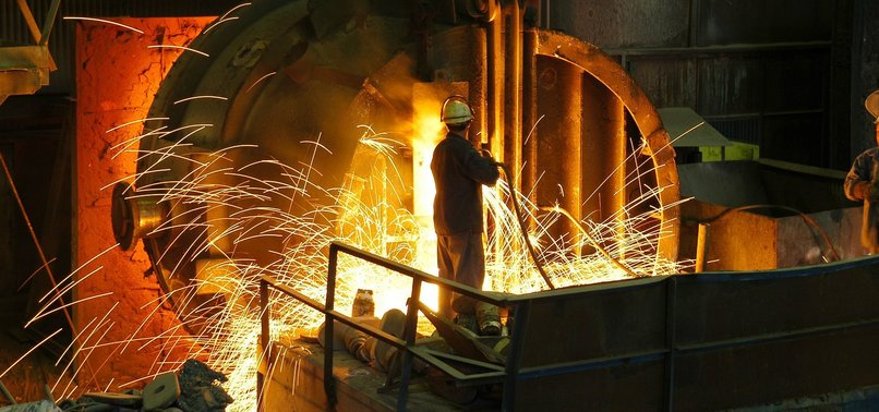 TURKSTAT RELEASES JUNE INDUSTRIAL OUTPUT INDEX