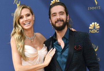 Heidi Klum: Tom Kaulitzin evlilik teklifine evet dedim