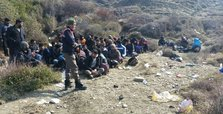 450 undocumented migrants held across Turkey