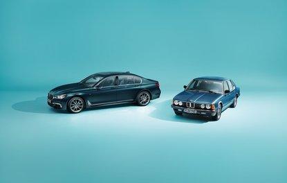 "BMW 7 Serisi'ne 40.yıla özel seri: ""Edition 40 Jahre"""