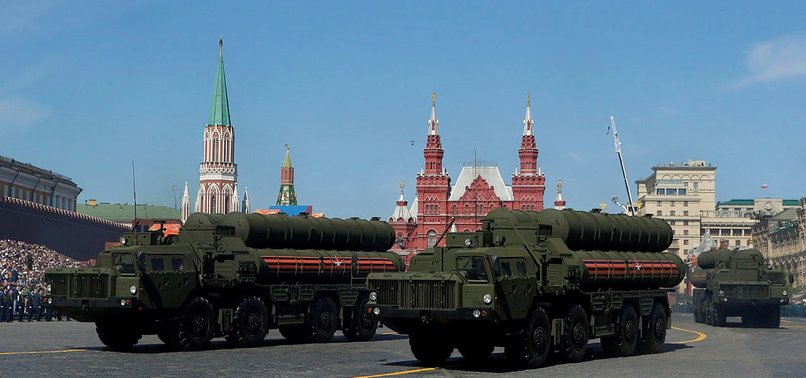 RUSSIA SAYS OPEN TO DELIVER MORE S-400 TO TURKEY