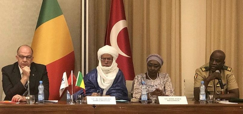 TURKISH BUSINESS DELEGATION VISITS MALI TO BOOST TRADE