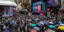 China legislation on Hong Kong could lead to U.S. sanctions