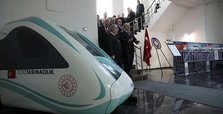 1st Turkish-made electric train set to be tested on May 29