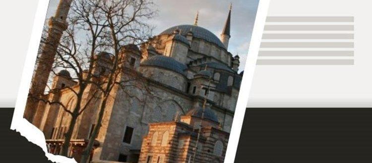Fatih Camii haziresinde medfun olan önemli isimler