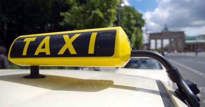Berlin'de taksi ücreti zamlanıyor