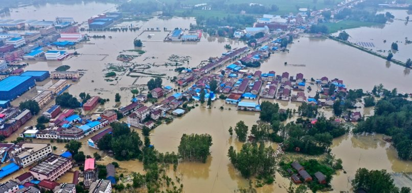 CHINAS DEADLY SUMMER FLOODS HAVE CAUSED $25B IN DAMAGE