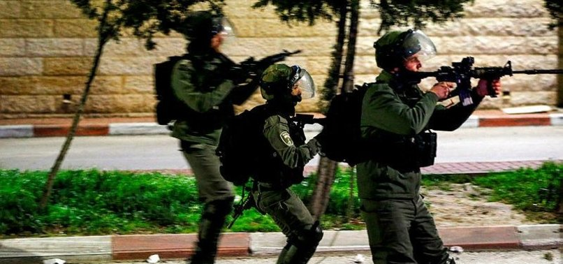 ISRAELI ARMY DETAINS TWO CHILDREN IN OCCUPIED WEST BANK