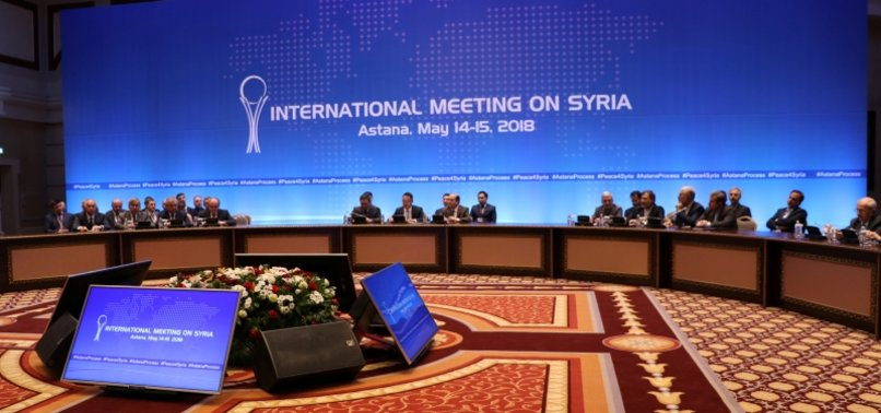 NEXT ROUND OF ASTANA TALKS TO BE HELD IN LATE NOVEMBER, EARLY DECEMBER