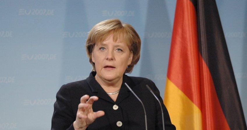 Almanya Başbakanı Angela Merkel'den küstah açıklama