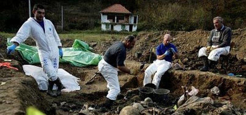 2 SERB VETERANS ARRESTED IN BOSNIA FOR WARTIME KILLING OF 78 CIVILIANS