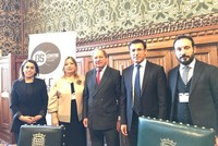 DS Center for Policy Studies holds panel on July 15 coup attempt at UK House of Commons