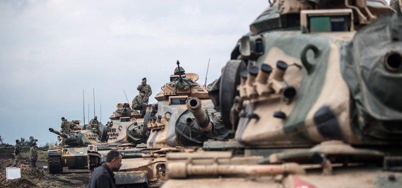 QATAR SUPPORTS TURKEYS EFFORTS IN AFRIN OPERATION