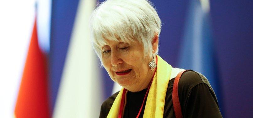 TOP NATO LEADER PRAISES TURKEYS HOSPITALITY TO WAR VICTIMS