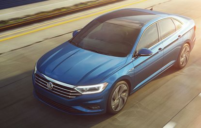 İşte 2018 Volkswagen Jetta