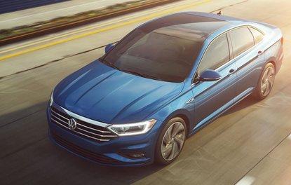 İşte 2018 Volkswagen Jetta
