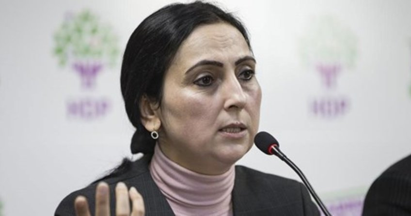 Figen Yüksekdağ, ifadesini cezaevinden verecek
