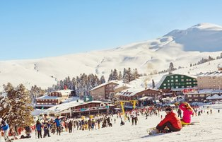 Winter paradise Uludağ offers you an unforgettable holiday experience
